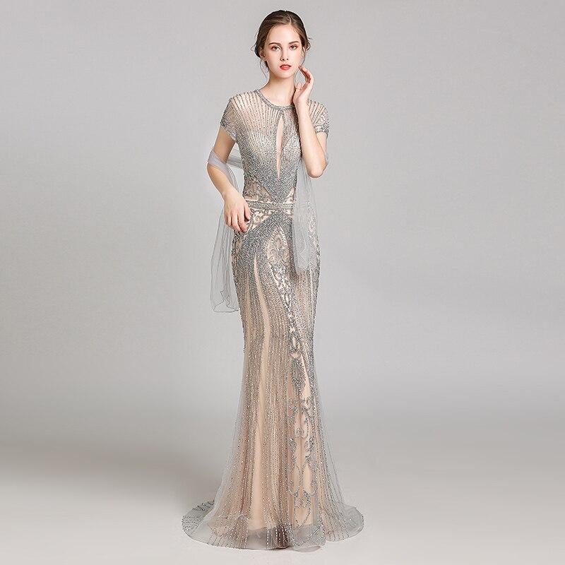 Luxo Pedrinhas Sereia Vestidos Celebridade Oscar Estrela