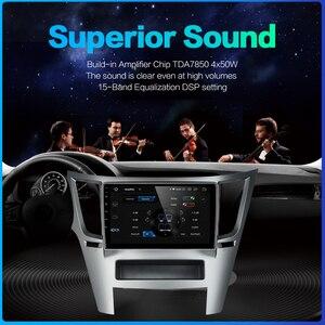 "Image 4 - Dasaita araba 1 din radyo Android 10.0 TDA7850 Subaru Legacy Outback için 2009 2010 2011 2012 2013 2014 USB MP3 9 ""IPS dokunmatik ekran"