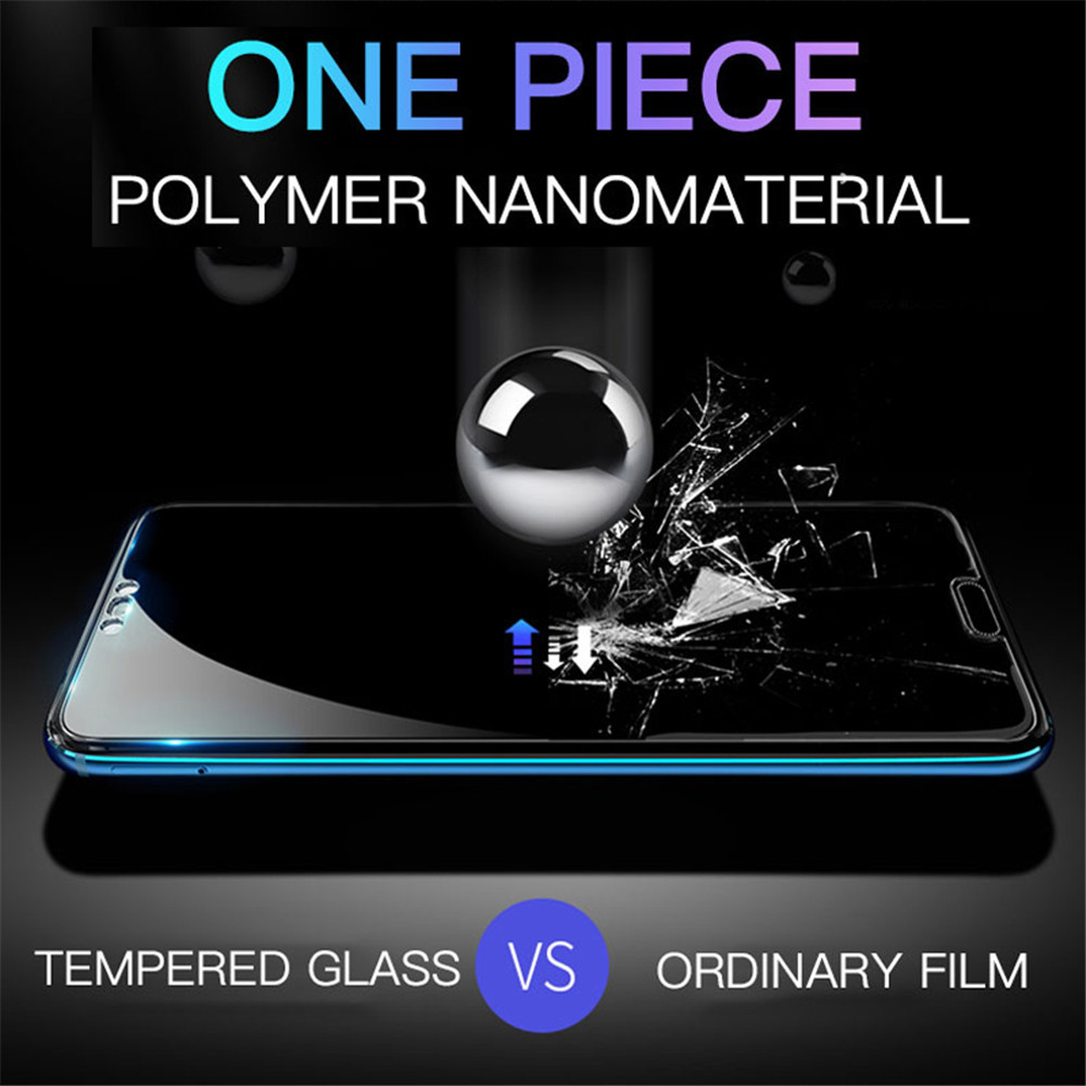 HD Tempered Glass For Huawei Y9 Y7 Y6 Pro Prime 2019 P20 P30 Lite Pro Transparent Thin Clear Cover Screen Protector Slim Film in Phone Screen Protectors from Cellphones Telecommunications