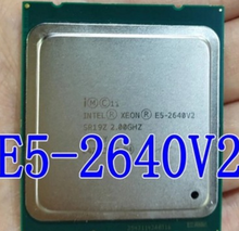 Intel Xeon E5 2640 V2 Processore 2.0GHz 20M LGA 2011 SR19Z E5-2640 V2 CPU E5-2640V2(China)