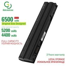 Golooloo 6500 мАч аккумулятор для ноутбука Dell Inspiron 15R(7520) Latitude E5420 E5420 ATG E5420m E5430 E5520 E5520m E5530 E6420