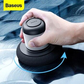 Автомобильный полировщик Baseus для ремонта царапин, полировальная машина для автомобиля, уход за краской, инструменты для очистки воска, автомобильные аксессуары, автодетализация