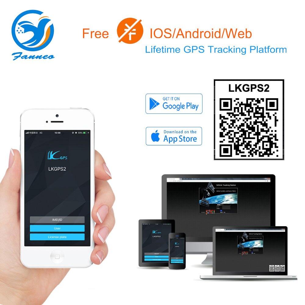 4G собака GPS трекер V43 голосовой монитор питомца GPS трекер в реальном времени отслеживание WIFI кошка локатор LTE + WCDMA + GSM водонепроницаемый IP67 бе... - 6