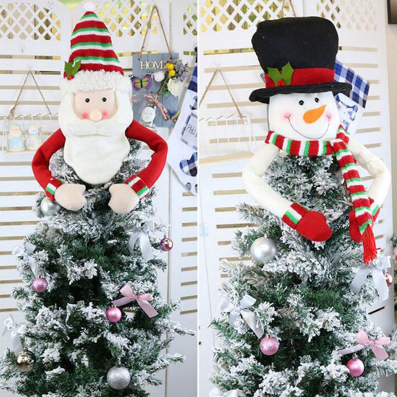 Snowman Hat Tree Ornaments
