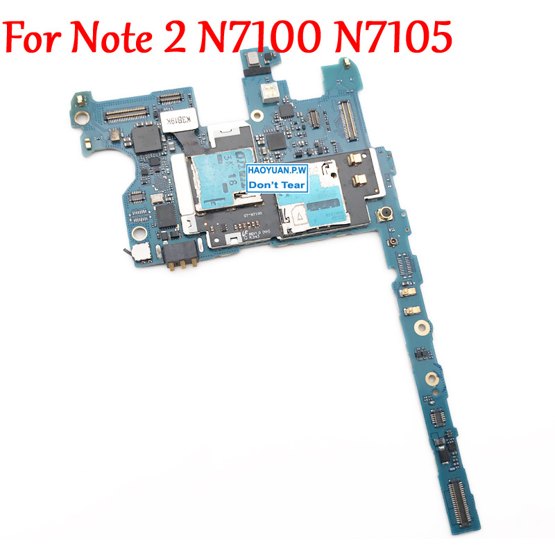 Samsung note 2 motherboard