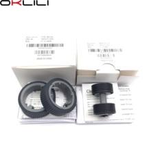 Ensemble de rouleaux de frein, consommables, pour Fujitsu PA03670 0001, PA03670 0002, fi 7160, fi 7260, fi 7180, 1 jeu de rouleaux de ramassage pour les freins