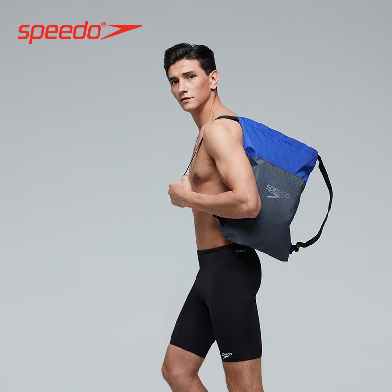 Fashion/Sports Tao Swimming Sense Fitness Comfortable Anti-Chlorine Ratio Men Short Knee-Length Swimming Trunks Men's