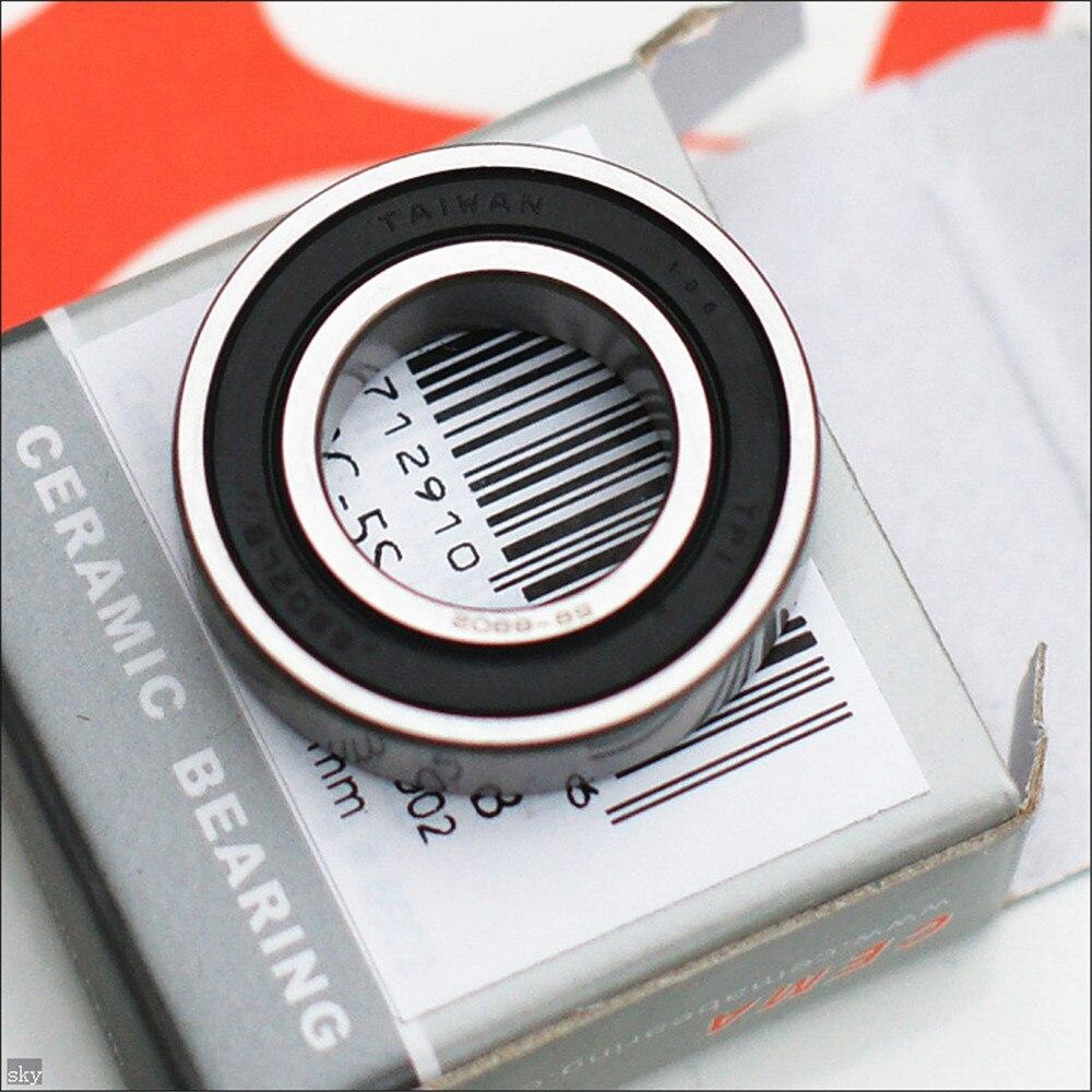Spółka CEMA łożyska ceramiczne dla koło rowerowe hub 6000/6001/6800/6801/6802/6803/6804/6805/6806/6900/6902/6903/15267/15268