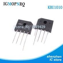 5 шт./лот KBU1010 KBU-1010 10А 1000 В ЗИП диод мост выпрямитель диод