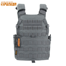EXCELLENT ELITE SPANKER Tactical Hunting 6094 Army Vest Military Unloading Waistcoat Combat  Men's Vest Outdoor CS Vests