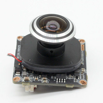 HD 2MP 4MP 5MP IMX307 CCTV IP Camera Module Network Security  IPC board CMOS H.265/H.264 XMeye ONVIF with 1.7mm fisheye lens hd 2mp 4mp 5mp imx307 cctv ip camera module network security ipc board cmos h 265 h 264 xmeye onvif with 1 7mm fisheye lens