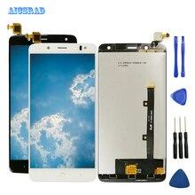 1920*1080 noir 5.5 pour BQ Aquaris V Plus écran LCD + écran tactile numériseur assemblage téléphone accessoires vs vplus outils