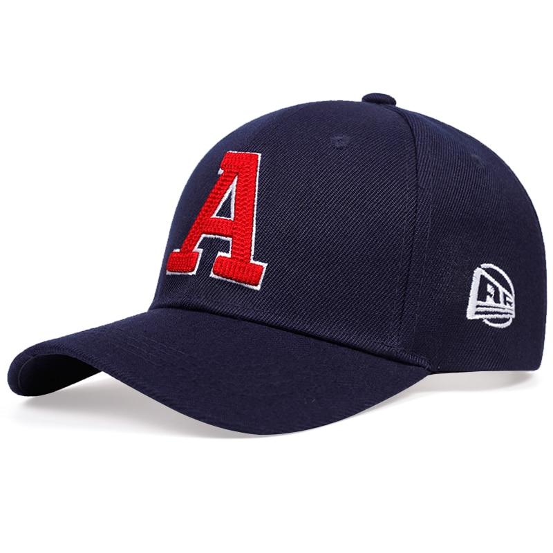 New Black Cap Hat Men Cotton Baseball Caps For Men Women Bones Masculino Branded Mens Caps Snapback Hip-Hop Hats