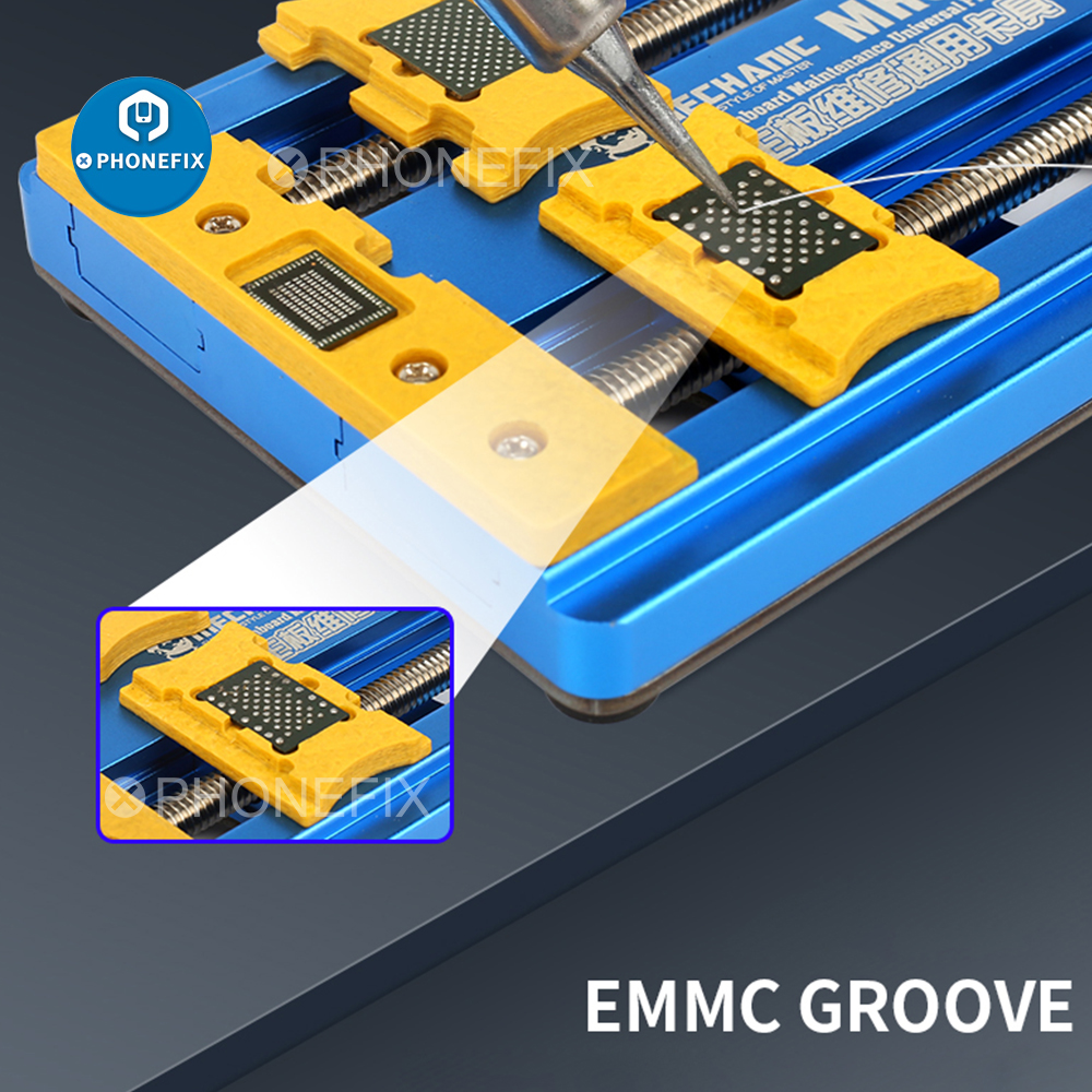MECHANIC R6 PRO Universal double bearing PCB Fixture