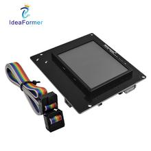 MKS TFT2.8 V4.0 Touch Screen 2.8 Inch Full Color Touch Screen Suit with cable For MKS GEN V1.4/MKS GEN L controller panel. mks tft hlkwifi v1 1 remote control wireless router hlk rm04 wifi module for mks tft touch screen for 3d printer