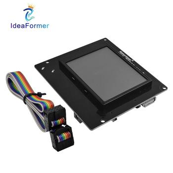 цена на MKS TFT2.8 V4.0 Touch Screen 2.8 Inch Full Color Touch Screen Suit with cable For MKS GEN V1.4/MKS GEN L controller panel.