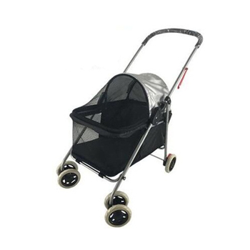 Dog Trailer Vegetable   Car Two-wheeled    Small  Walking Pet  Cat and  Out of The Wagon Folding t