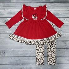 Traje de bebé niña ropa recién nacido conjuntos de bebés Niñas Ropa ropa otoño primavera conjunto para niño pequeño niños trajes de Navidad