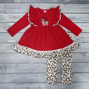 Image 1 - Traje de bebé niña ropa recién nacido conjuntos de bebés Niñas Ropa ropa otoño primavera conjunto para niño pequeño niños trajes de Navidad
