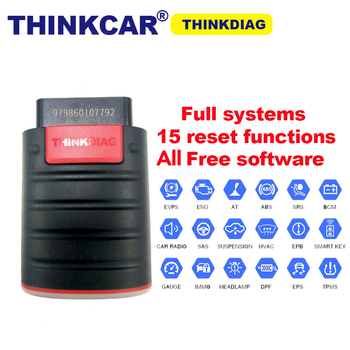 Thinkdiag full system Scanner SN From 97986 Power than X431 easydiag Diagnostic Tool aLL free software 15 reset service 2017 launch x431 dbscar 2 replacement bluetooth adapter for x431 pros mini x431 pro mini diagun iv adapter