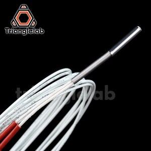Image 3 - Trianglelab T D500 Temperature Sensor 500℃ high temperature 3D printing for volcano E3D V6 HOTEND PEI PEEK Nylon carbon fiber