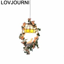 Lustre E Pendente Para Sala De Jantar Industrial Flesh Light Touw Lamp Deco Maison Suspension Luminaire Suspendu Hanglamp