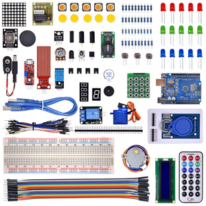Image 1 - RFID החדש ערכת המתחילים Arduino R3 משודרג גרסה חבילת למידת עם תיבה הקמעונאי