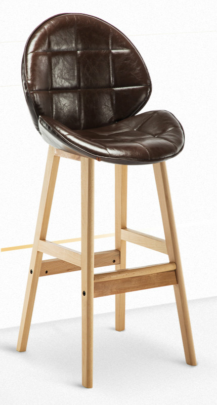 Bar Stools High Stools Home Bar Tables And Chairs Solid Wood Stools Front Desk Chairs Bar Stools
