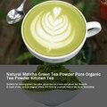 499g Natürliche Matcha Tee Pulver Reine Bio Tragbare Mini Matcha Grüner Tee Pulver Professionelle Kitchenpaper taschen tee tasche-in Einweg-Teebeutel aus Heim und Garten bei