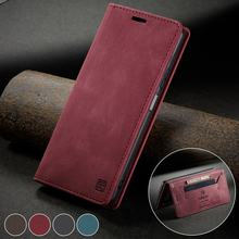 For Funda Huawei P Smart 2021 Case Flip Wallet Magnetic Cover For Huawei Psmart 2021 Case Luxury Matte PU Leather Phone Cases