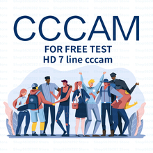 Cccam Top Tv-Receiver-Set Spain Satellite Portugal Europe Germany Most-Stable for 7lines-Support
