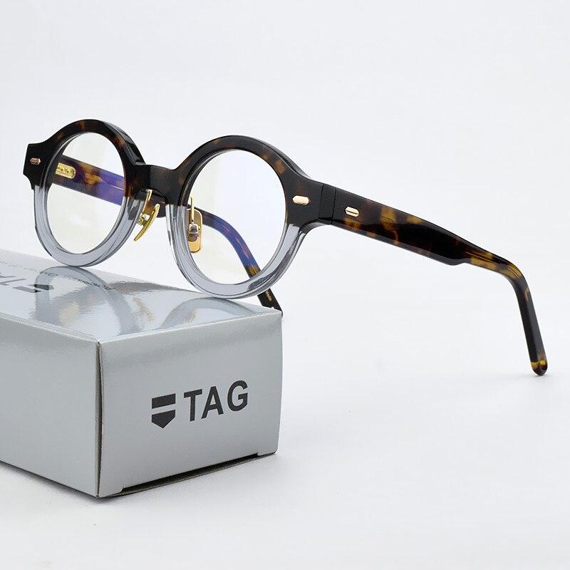 new Brand round glasses frame women eyeglasses men myopia frame glasses optical transparent eye glasses frames for men spectacle