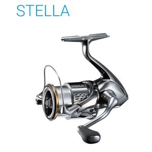 Image 1 - Original Shimano Stella 1000 2500HG C3000 C3000XG 4000 4000XG C5000XG FJ Fishing Spinning Reel X ship Saltwater Wheels