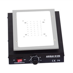 110V US/220 V ue separator ekranu lcd platforma grzewcza płyta usuwanie szkła telefon maszyna do napraw Auto Heat Smooth Plate Station w Zestawy elektronarzędzi od Narzędzia na