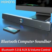 Computer Speakers Barre-De-Sonos Subwoofer Laptop Sound-Bar USB 1 Bluetooth for PC Desktop