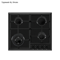 Bulit in Gas Hobs Zigmund & Shtain GN 238.61 B Home Appliances Major Appliances Bulit in Hobs cooking unit panel surface