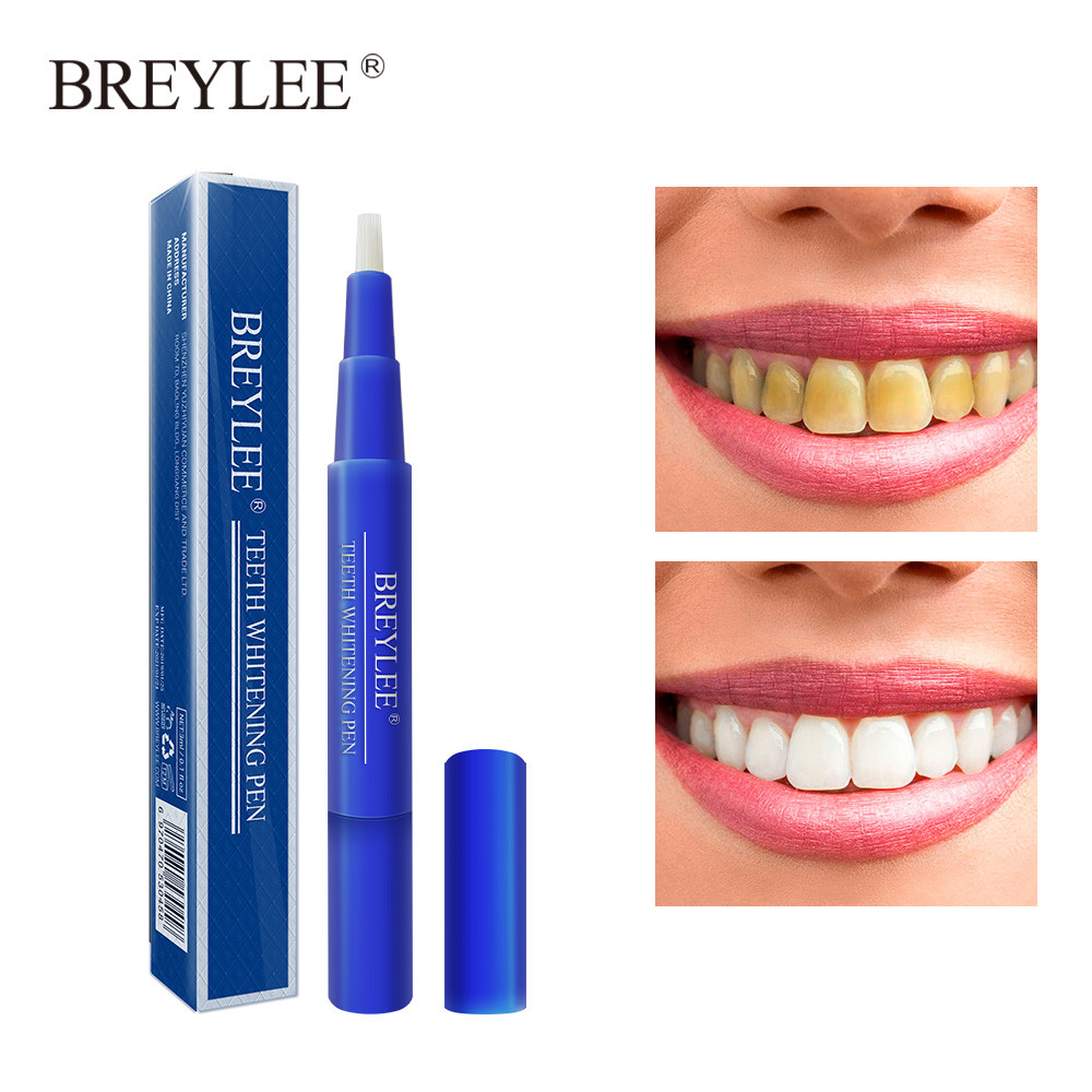 Breylee 3ml Teeth Whitening Hygiene Cleaning Teeth Care Tooth