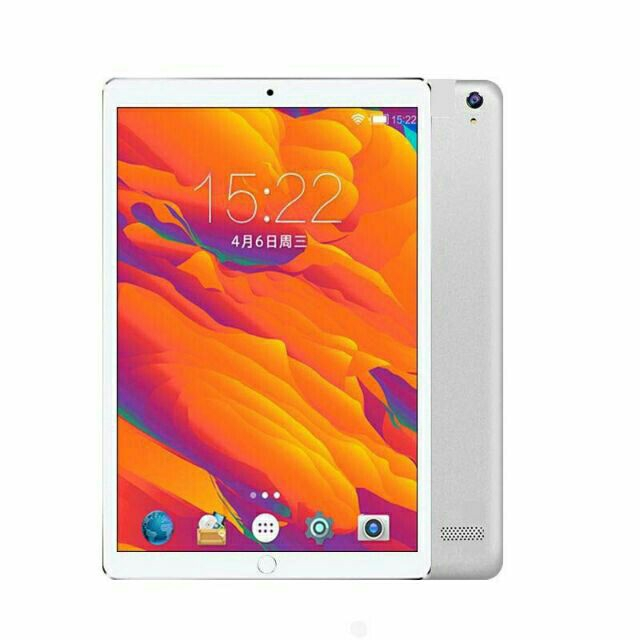10.1 Inch Tablets Android 8.0 Octa Core Ram 6GB ROM 128GB Dual Camera 5.0MP Dual SIM 4G LTE Tablet PC Wifi GPS Bluetooth Phone