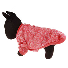 Pet Dog Clothes for Small Medium Dogs Winter Warm Coat Sweater Puppy Dog Clothing French Bulldog Puppy Dog Costume Pet Jumpsuit