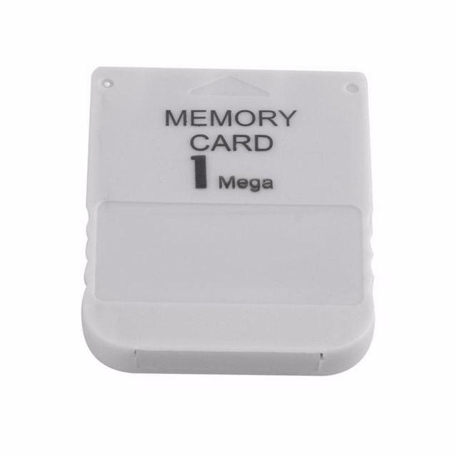 Bán Lẻ 1 Thẻ Nhớ Dành Cho Playstation 1 PS1 PSX Trò Chơi 1 MB