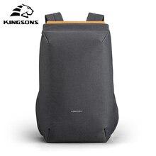 Kingsons 2020 new waterproof backpacks USB charging school bag anti-theft