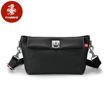 Designer Bags Crossbody-Bag Orabird Genuine-Cow-Leather Brand City-Shoulder Small Women's
