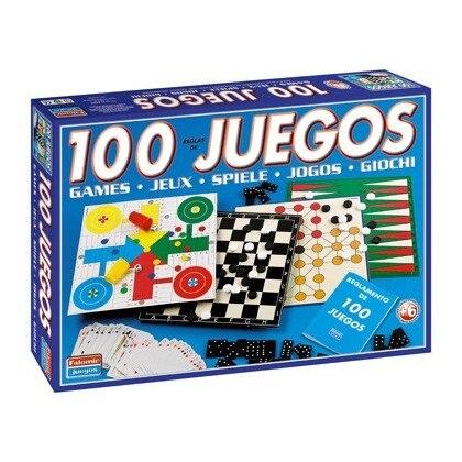 GAMES FALOMIR-100 GAMES GATHERED