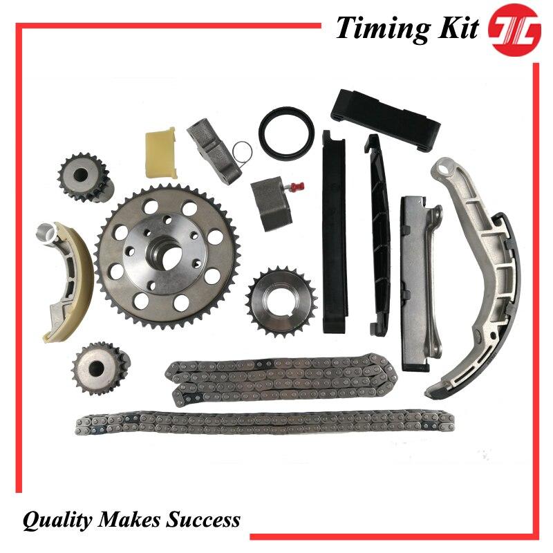 Timing Chain Kit For Nissan Navara NP300 Pathfinder 2.5 dCi NEW YD25DDTi