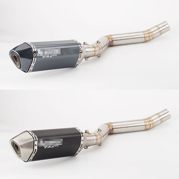 Motorcycle Exhaust Pipe Moto Exhaust Pipe Motorcycle Full Pipe For trk502
