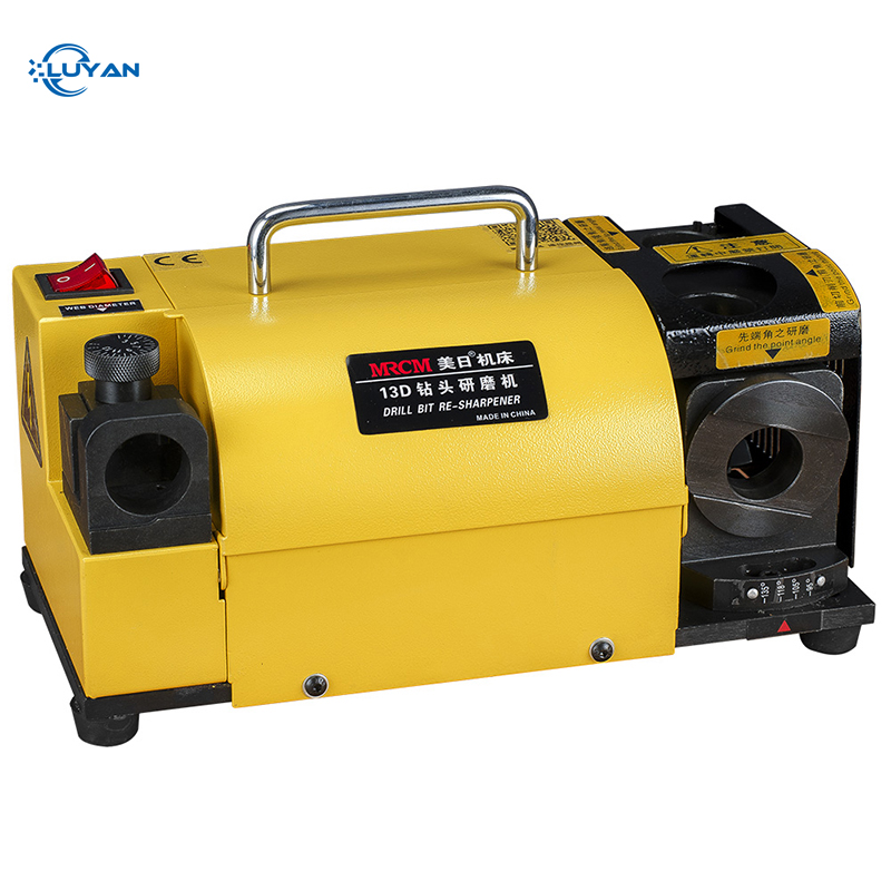 Free Shipping 110V/220V Drill Sharpener Machine Drill Grinding Machine