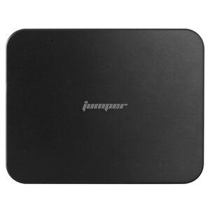 Jumper Ezbox N4 Мини ПК, Intel Gemini Lake N4100 4 Гб ОЗУ 64 Гб ПЗУ 2,4 г/5 ГГц Wifi Windows 10 Мини ПК Поддержка Hdmi/Vga
