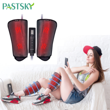 Heating Leg Massager With Air Compression for Knee Calf Foot Shoulder Arm Pain Relief Electric leg Massager Brace Support Relax