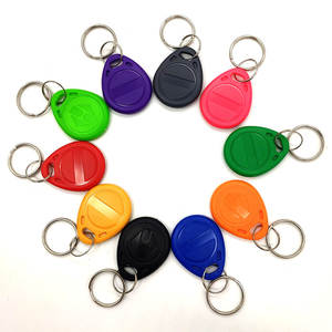 Keyfobs Token Tag-Can-Copy Duplicate 125khz-Card RFID Rewritable Proximity T5577 Em4305
