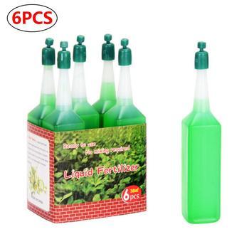 6PC 38ml roślina hydroponiczna roztwór odżywczy nawóz kwiat bambusa nawóz doniczkowy zielony skoncentrowany nawóz dolistny tanie i dobre opinie Other rganic Castings Universal Nutrition Solution Płynna Nutritional essence Hydroponic flower fertilizer for succulents